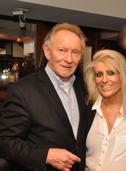 Phil Coulter and Geraldine Branagan
