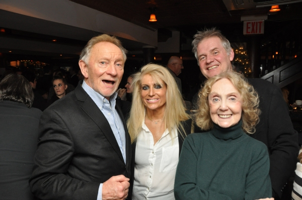 Phil Coulter, Geraldine Branagan, Charlotte Moore and Ciaran O''Reilly