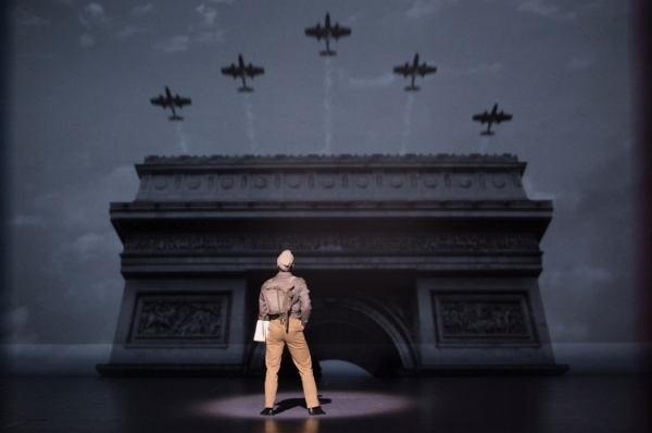 Photo Flash: Magnifique! First Look at Broadway-Bound AN AMERICAN IN PARIS at Theatre du Chatelet