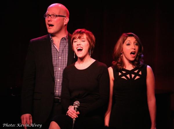 Scott Coulter, Carole J. Bufford, Christina Bianco