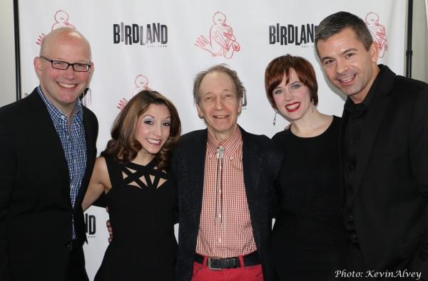 Scott Coulter, Christina Bianco, Scott Siegel, Carole J. Bufford, John Fischer