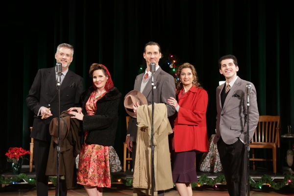 Darrell James, Amy Lemon Olson, John Summerford, Molly Renfroe Katz, and Jason Cohen Photo