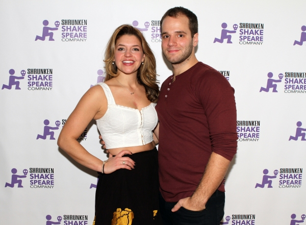 Photo Flash: Inside Opening Night of Shrunken Shakespeare Company's WHAT WE KNOW