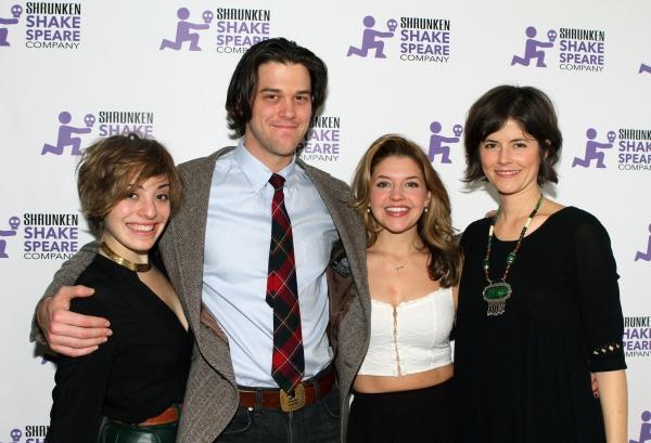 Yvonne Cone, Matthew MacNelly, Sara Dobrinich & Jennifer Allcott
