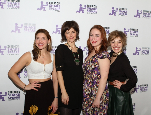 Sara Dobrinich, Jennifer Allcott, Jennifer Martina & Yvonne Cone