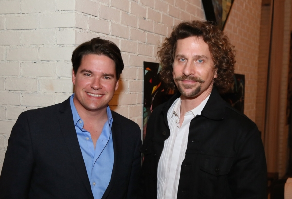 Sean J. Miller and Robert Wilson
