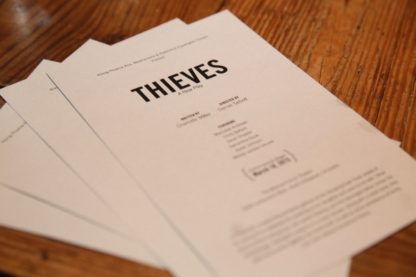 Photos: Rising Phoenix Rep and Weathervane Celebrate Charlotte Miller's THIEVES, Coming This Spring