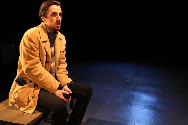 Andrew Mueller in TERESHKOVA by Scotty Arnold