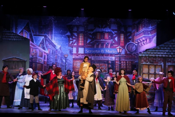 Photo Flash: First Look at A CHRISTMAS CAROL, THE MUSICAL at Rivertown Theaters