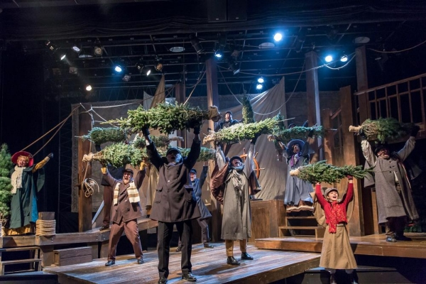 Photos: First Look at Mercury Theatre's THE CHRISTMAS SCHOONER