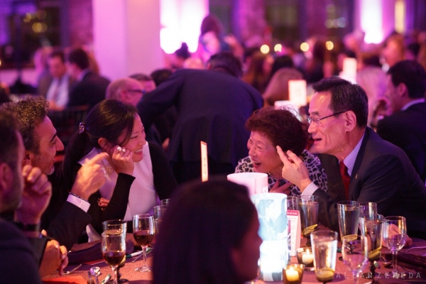 Photo Flash: Renee Fleming and Friends Celebrate SING FOR HOPE's 2014 Gala