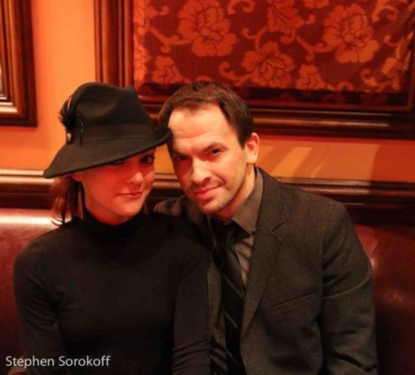 Jamie Verazin & Mark Stuart