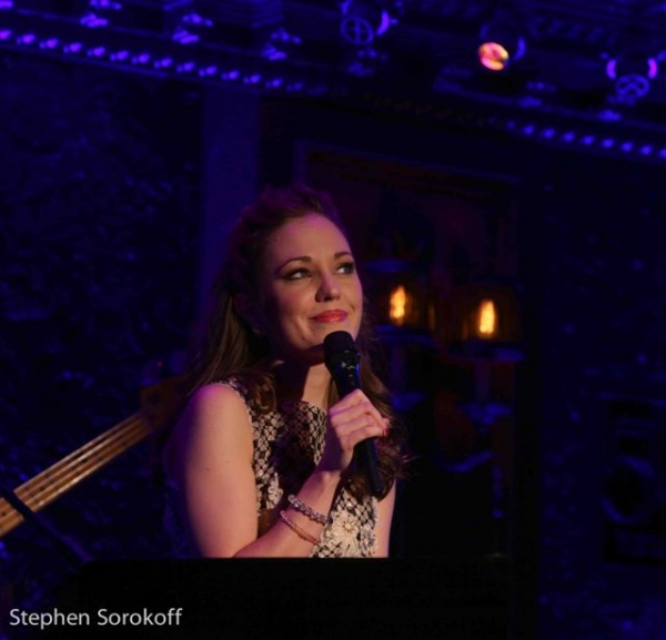 Photo Coverage: Laura Osnes Returns to 54 Below with THE PATHS NOT TAKEN
