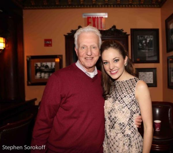 Tom Viertel & Laura Osnes
