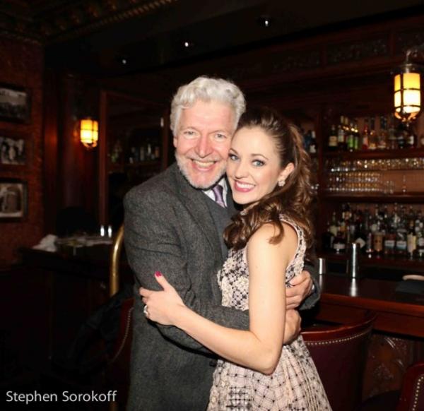Tony Sheldon & Laura Osnes
