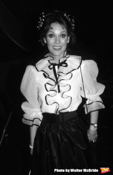 Mary Ann Mobley on March 1, 1981 in New York City. Photo