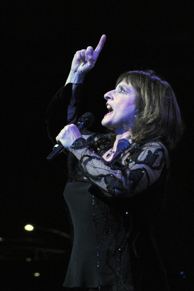 Photo Flash: Patti LuPone Headlines Auditorium Theatre's 125th Anniversary Gala
