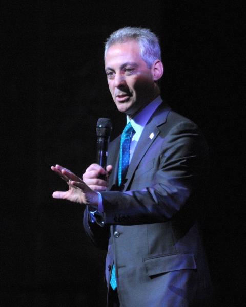 Mayor Rahm Emanuel Photo