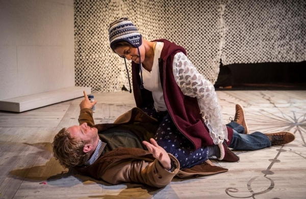 Andy Lutz and Jessica Dean Turner in Christmas Armaments by Dana Lynn Formby