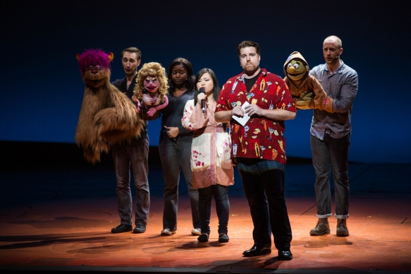 Photo Coverage: Original Cast of THE WIZ, THE RIVER's Hugh Jackman, Stars of HEDWIG & More Perform in BC/EFA's GYPSY OF THE YEAR