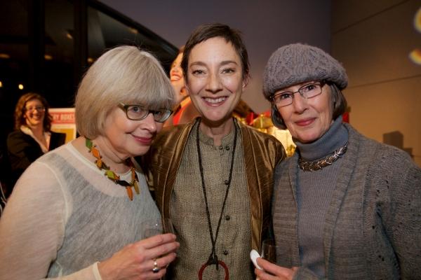 Polly Pen, Theresa McCarthy, Susan Blommaert
