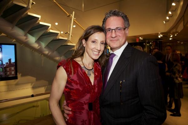 Lori and Steve Fineman