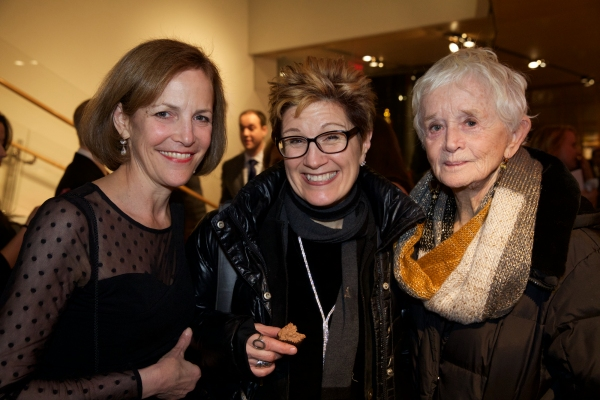 Barbara Whitman, Lisa Kron, Barbara Barrie