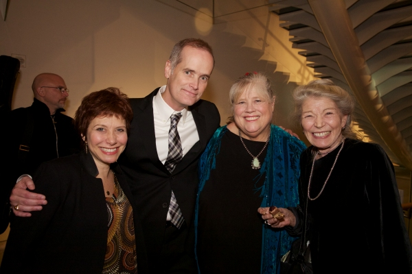 Cheryl Stern, Jack Cummings III, Heather Mac Rae, Phyllis Somerville