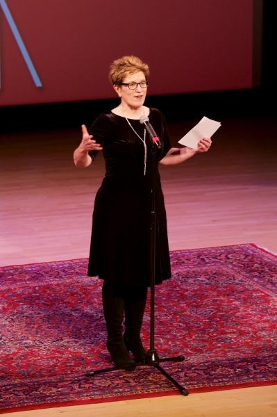 Photo Flash: Inside Transport Group's GIMME A BREAK Gala Honoring Barbara Whitman
