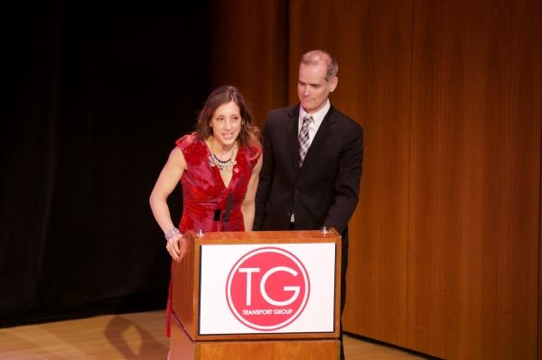 Lori Fineman, Jack Cummings III