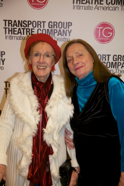 Photo Flash: Inside Transport Group's GIMME A BREAK Gala Honoring Barbara Whitman