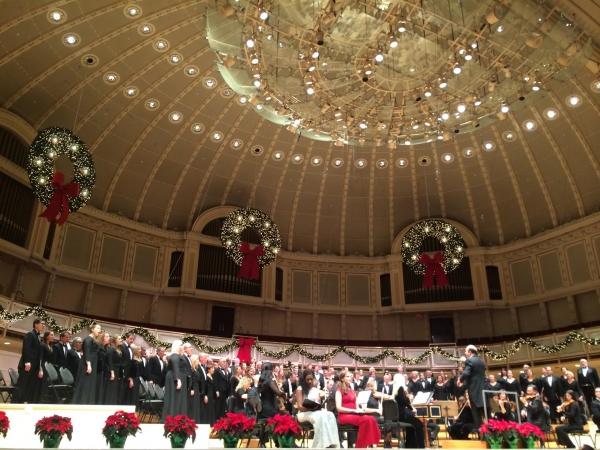 Photo Flash: Inside Apollo Chorus' 135th Anniversary Performance of Handel's MESSIAH