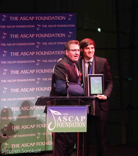 Photo Coverage: Inside the ASCAP Foundation Awards Ceremony