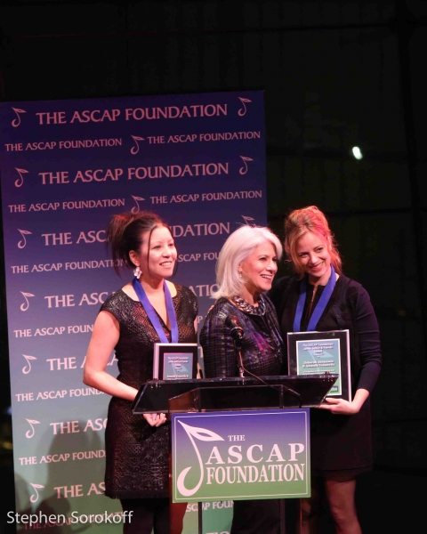 Deborah Abramson, Jamie deRoy, Amanda Yesnowitz