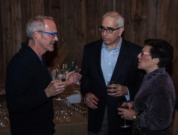 Cee Scott Brown, Garry Buff and Merle Buff