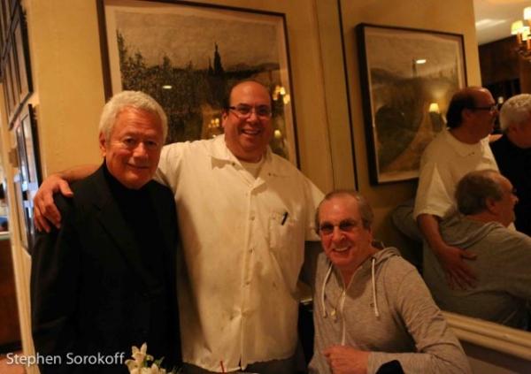 Stephen Sorokoff, Sal Scognamillo, Danny Aiello