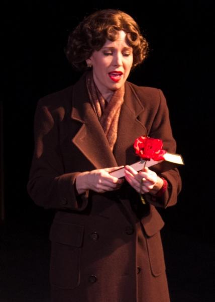Erika C. Miller as Amalia Photo