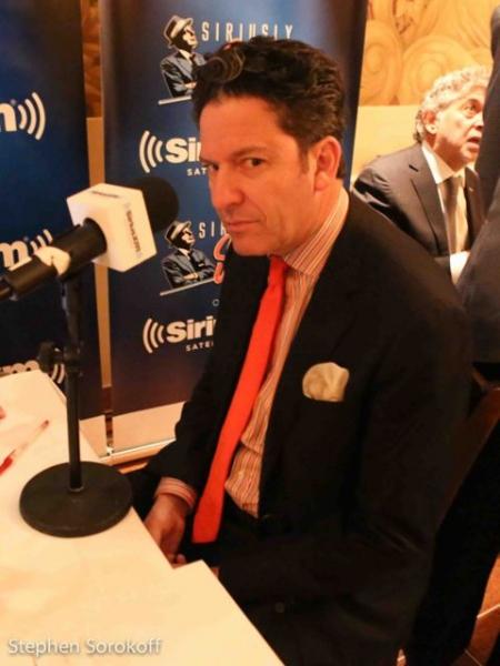 Photo Coverage: Steve Tyrell Hosts Sirius Radio Happy 99th Birthday Frank Sinatra Party at Patsy's