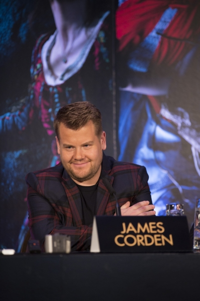 Photo Flash: Anna Kendrick, James Corden, Rob Marshall and More at the INTO THE WOODS London Premiere