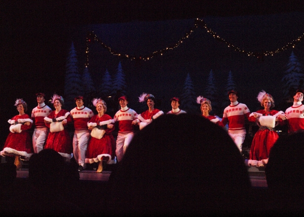 Photo Coverage: Curtain Call And Stage Door of San Diego Musical Theatre's IRVING BERLIN'S WHITE CHRISTMAS