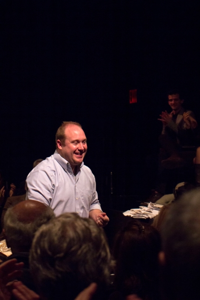 Photo Coverage: EVERY BRILLIANT THING Celebrates Opening Night at Barrow Street Theatre