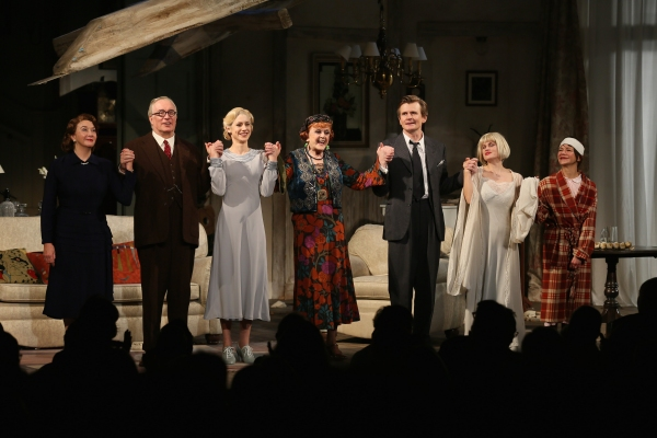 Sandra Shipley, Simon Jones, Charlotte Parry, Angela Lansbury, Charles Edwards, Jemima Rooper and Susan Louise