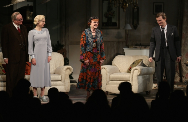 Simon Jones, Charlotte Parry, Angela Lansbury and Charles Edwards