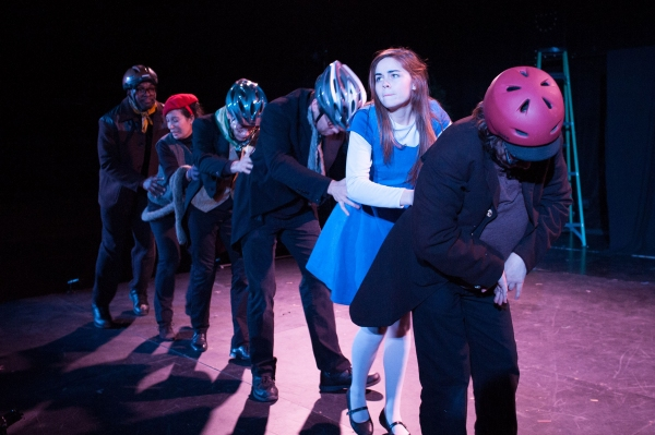 Khris Davis, Anita Holland, Andrew Betz, Sean Bradley, Emiley Kiser (as Alice), Johnny Smith