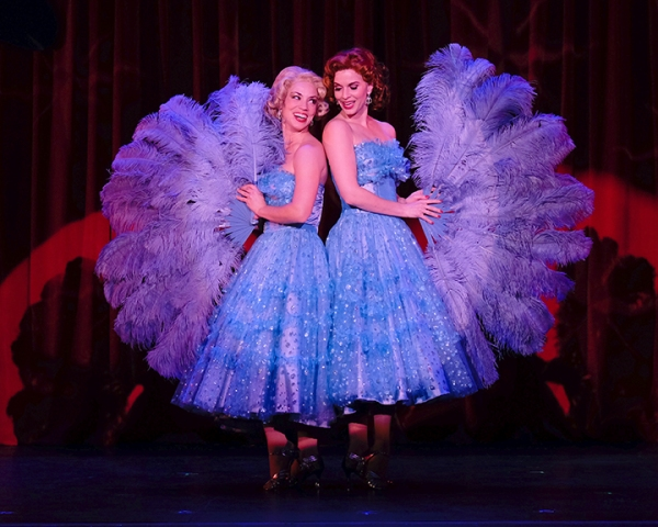 Photos: First Look at San Diego Musical Theatre's IRVING BERLIN'S WHITE CHRISTMAS
