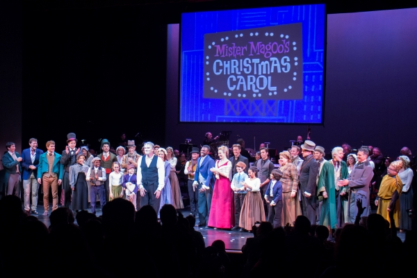 Photo Coverage: Broadway Unites to Benefit Actors Fund in MR. MAGOO'S CHRISTMAS CAROL