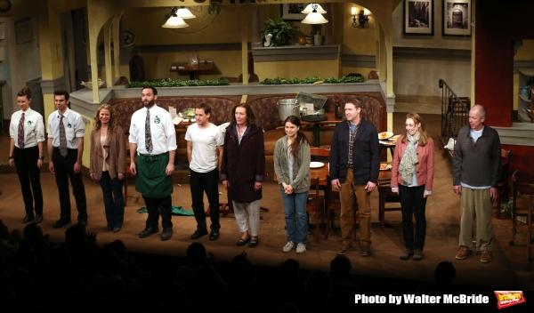 Elvy Yost, Cameron Scoggins, Jessica Dickey, Danny Wolohan, T.R. Knight, Brenda Wehle Photo