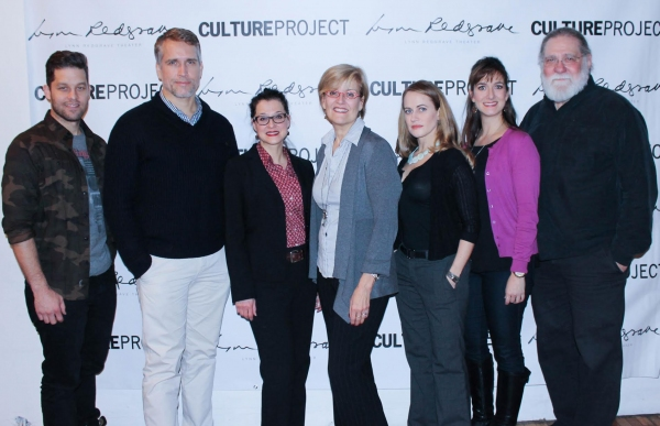 Ben Thompson, Mike McGowan, Rachel Coloff, Karen Mason, Mamie Parris, Jennifer Swiderski and Richard Masur