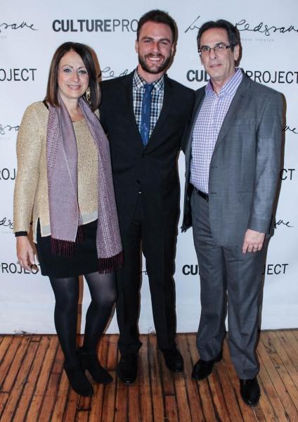 Eric Ulloa & Parents