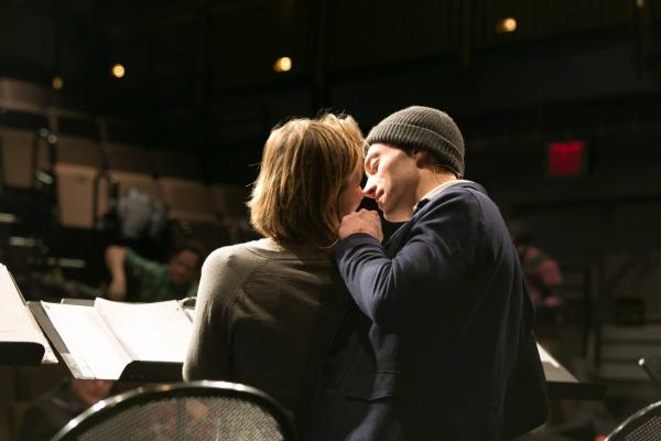 Jessie Mueller and Bryce Pinkham